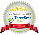 Best Business of 2018 | Three Best Rated | Excellence